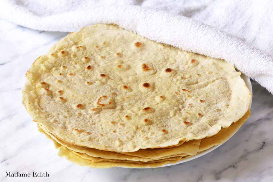 pszenna tortilla