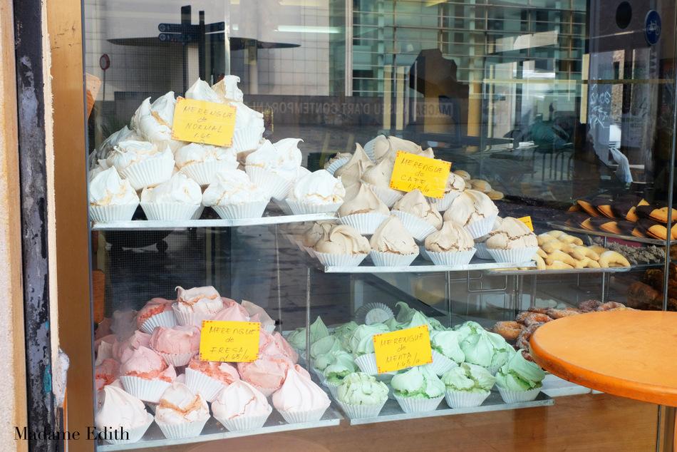 cukiernie w barcelonie