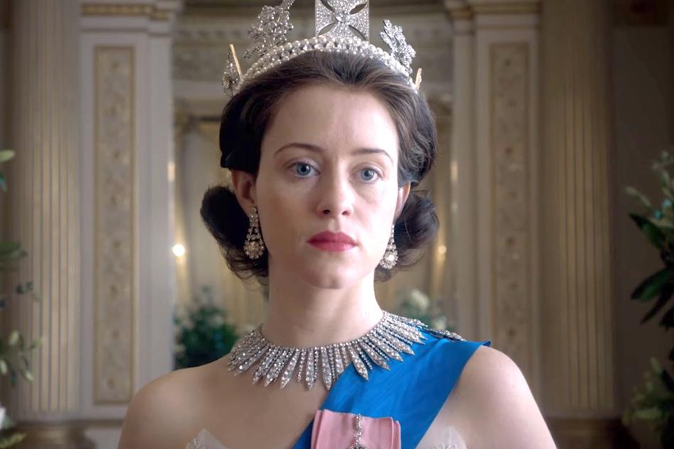 serial the crown