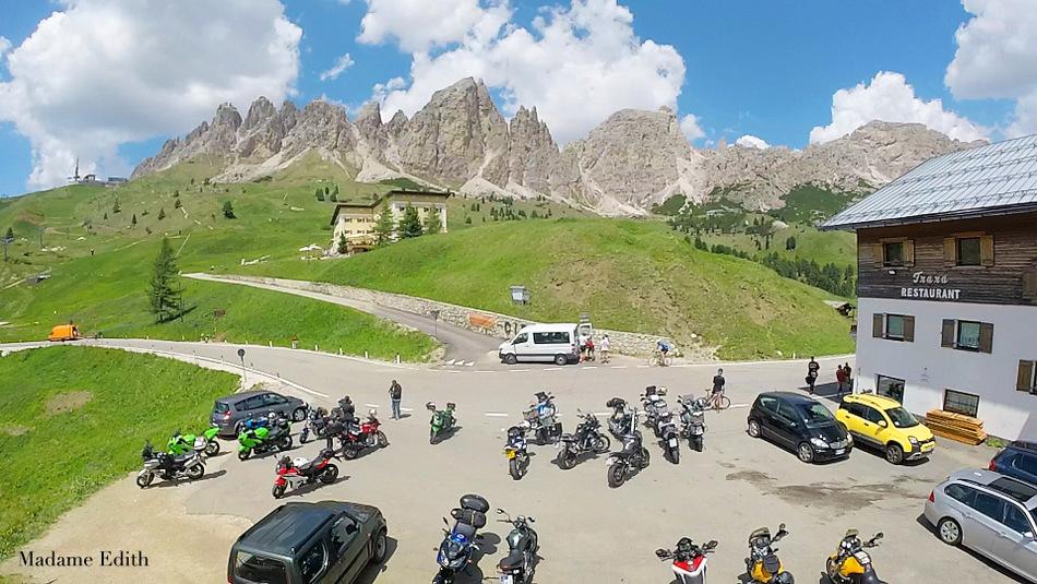 alpejskie przełęcze