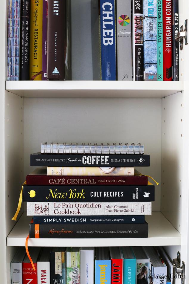 5 ulubionych książek kucharskich