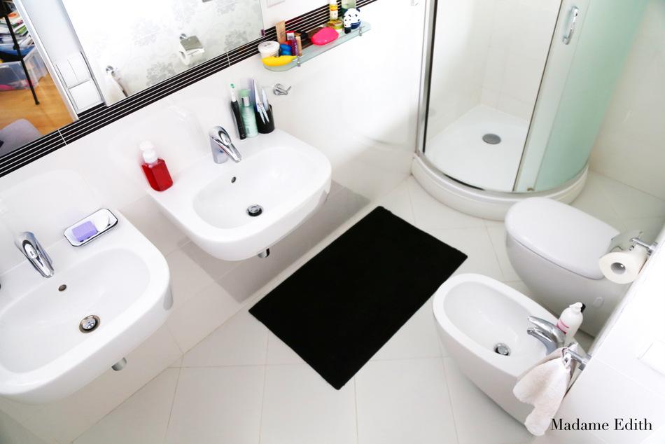 łazienka Dla Dwojga Aranżacja Naszej łazienki Madame Edith