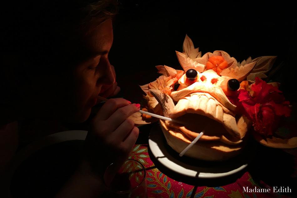 jedzenie na bali