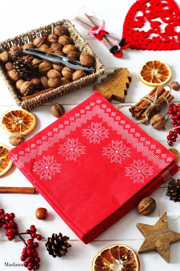 Składanie Serwetek Krok Po Kroku Na Boże Narodzenie