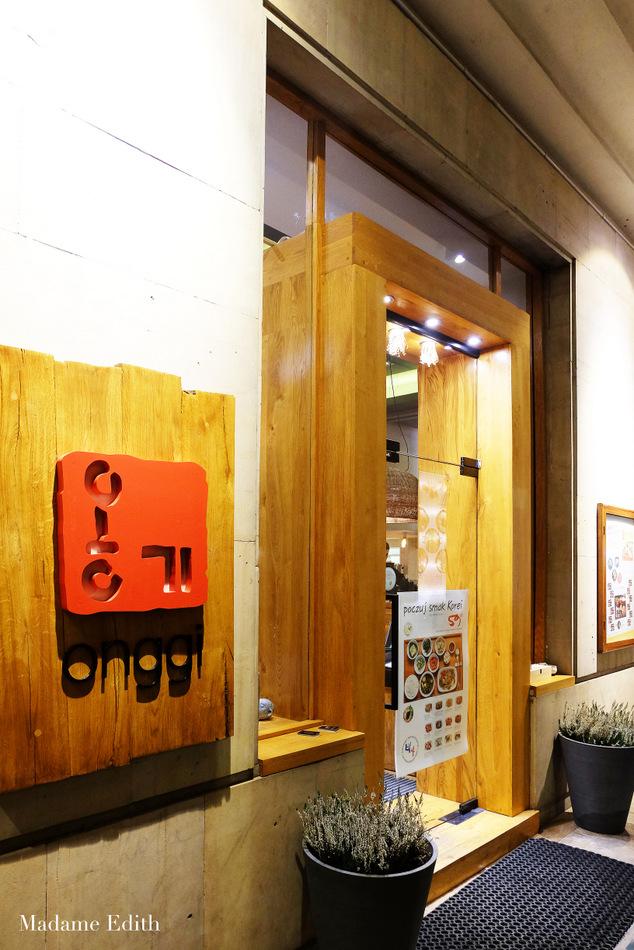Onggi Koreańska Kuchnia W Pięknym Wnętrzu Madame Edith