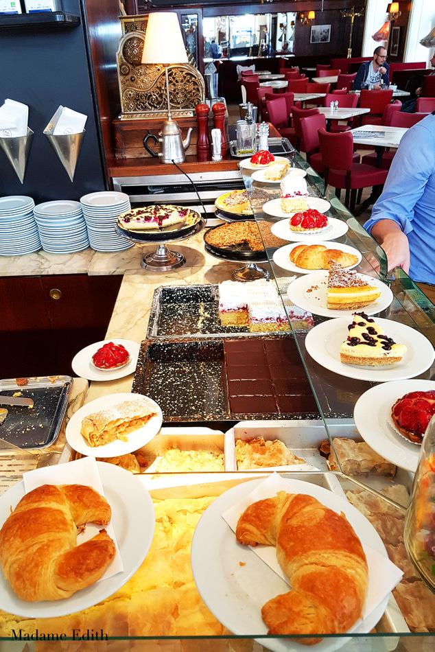 kawiarnie w wiedniu