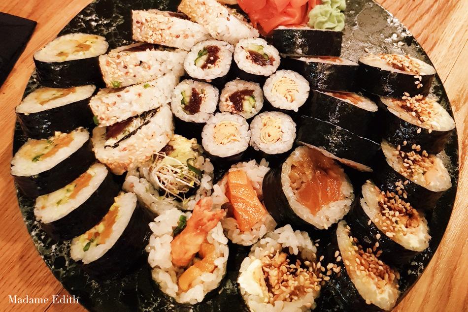 cho cho san sushi