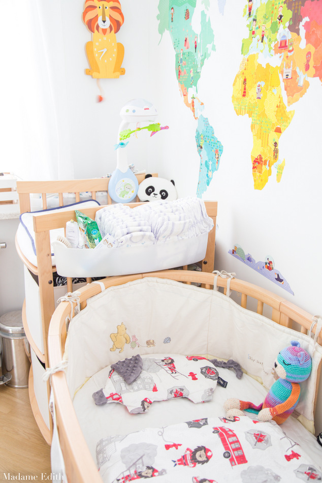 pokój noworodka