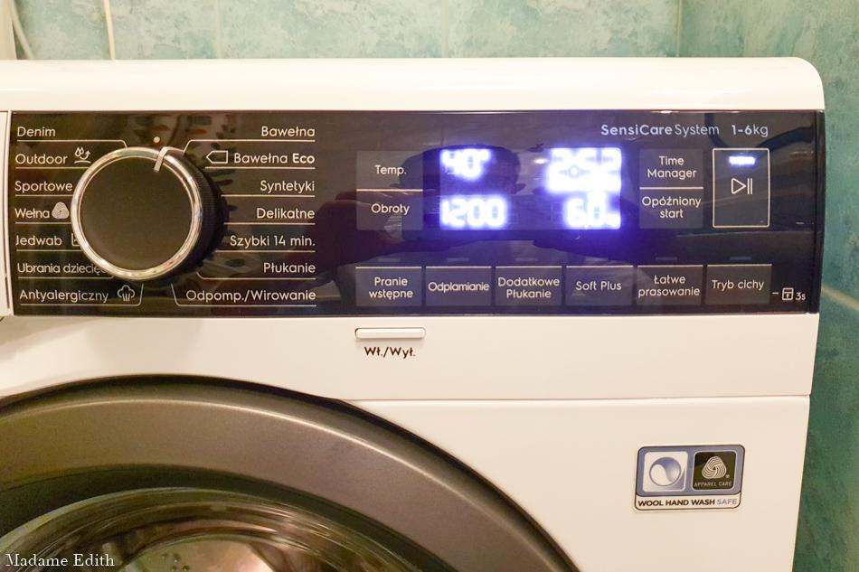 Gdzie umieścić pralkę