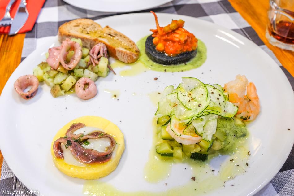 quattro piatti