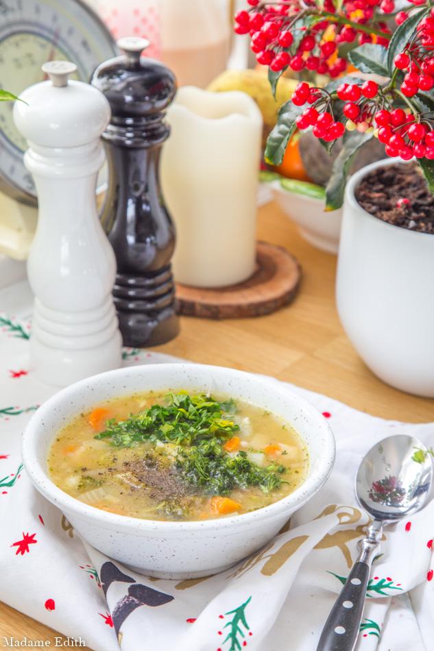zupa zero waste