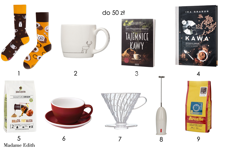 prezenty dla kawosza