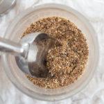 granola dust