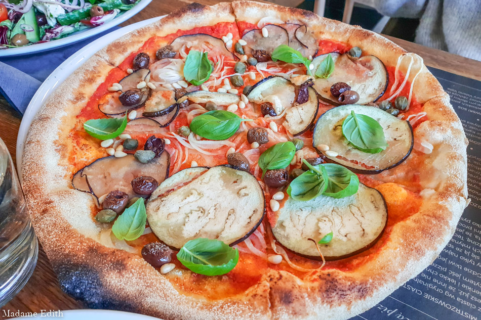 Najlepsza pizza w Warszawie