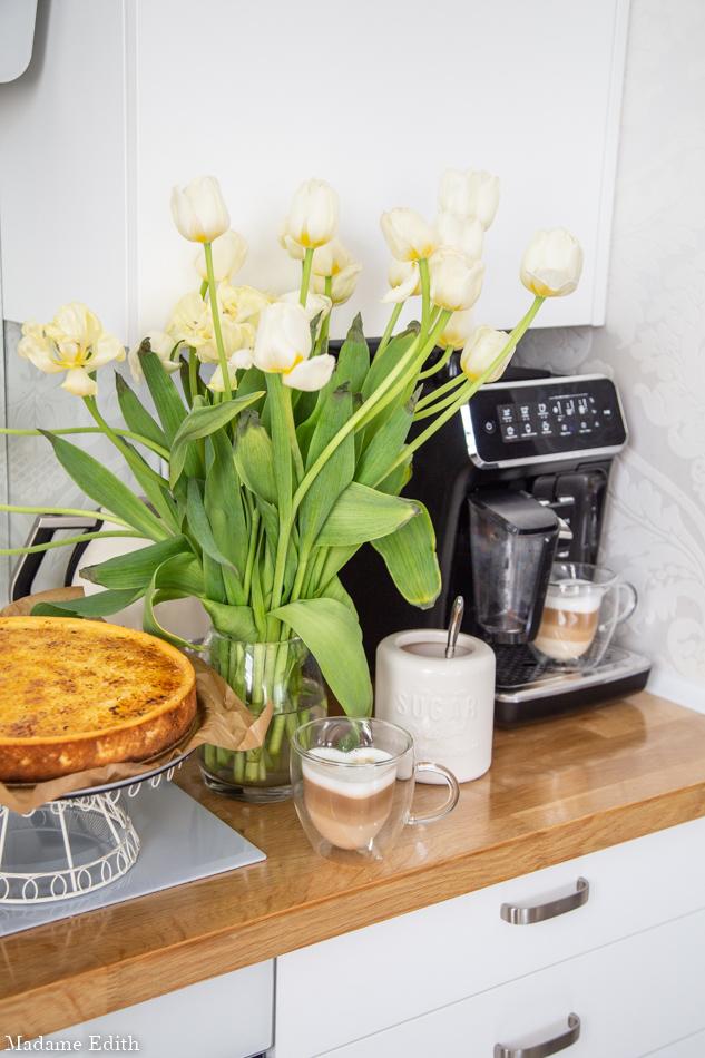 Kawa z jajkiem