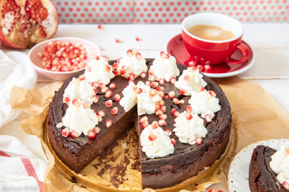Ciasto kawowo-czekoladowe