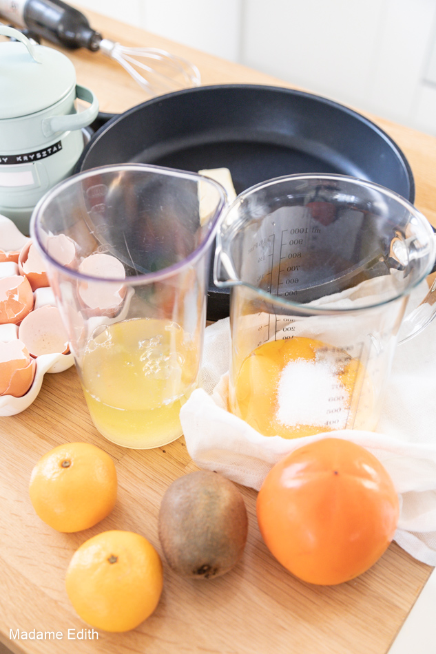 omlet sufletowy