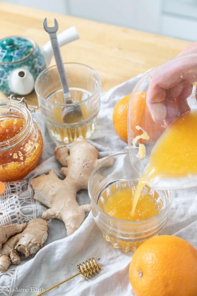 Herbata pomarańczowa