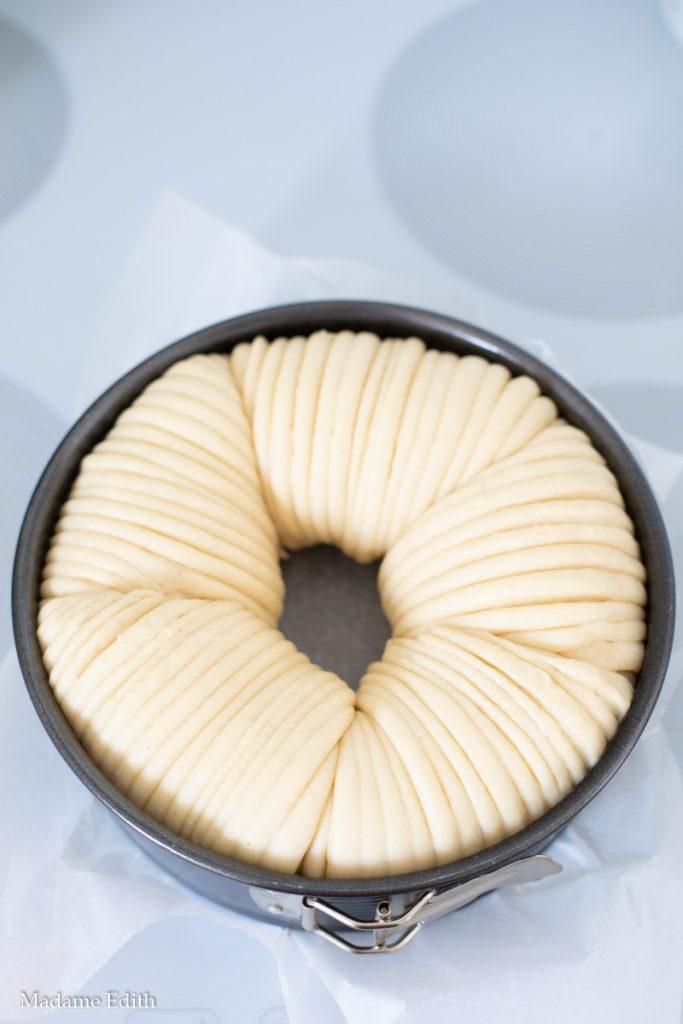 ciasto wełniane