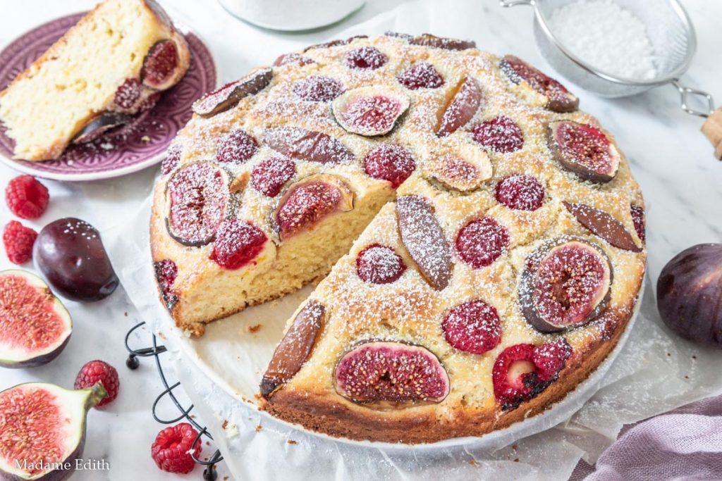Ciasto drożdżowe bez zagniatania